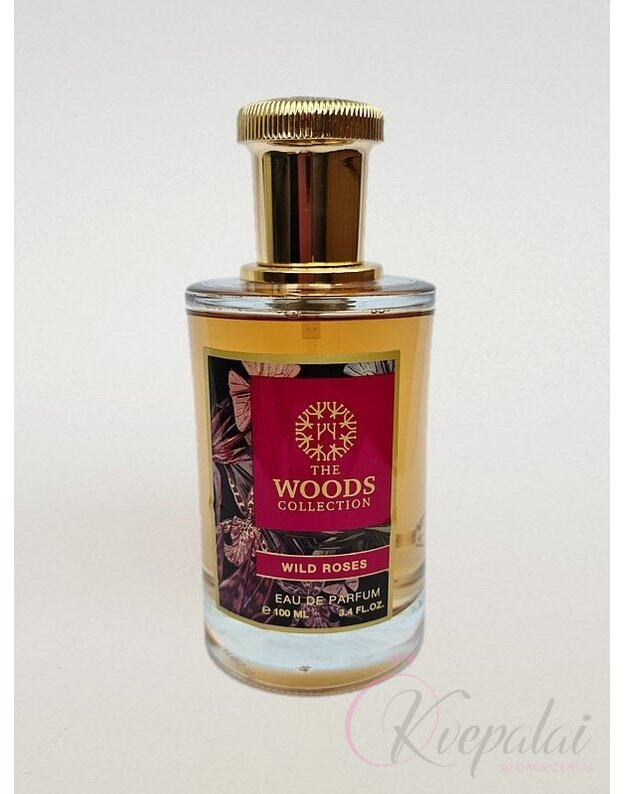 The Woods Collection Wild Roses EDP unisex